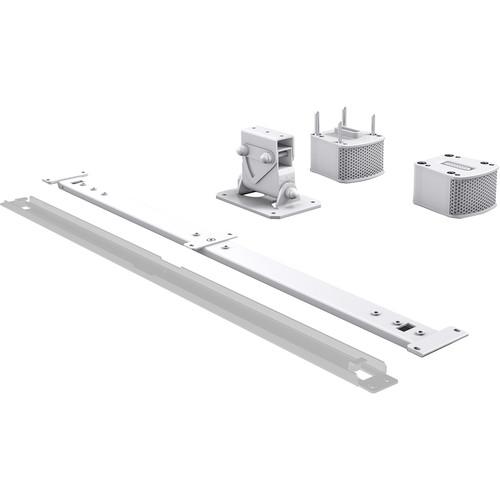 LD Systems Installation Kit for Maui G2 Columns (Tilt  Swivel Wall Mount) (White)