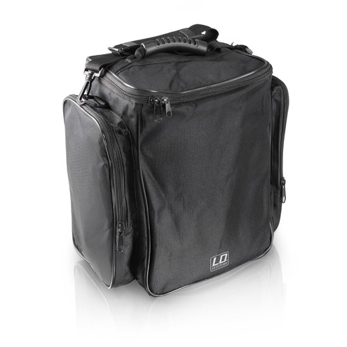 LD Systems Padded Carrying Bag for Stinger Mix 6 (A) G2 (Black)