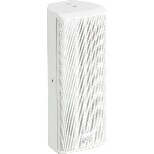 "LD Systems Passive Installation Speaker - 2x4"" LF / 1"" HF / 180W / 60 X 60 Dispersion (White)"