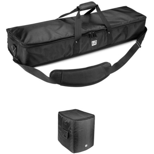 LD Systems MAUI 28 G2 PA System Bag and Slip Cover Kit