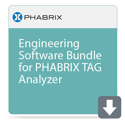 PHABRIX Engineering Software Bundle for PHABRIX TAG Analyzer