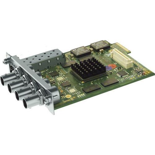 PHABRIX RXM-A Single Analyzer, Dual-Input Module for Rx Series T&M Instruments