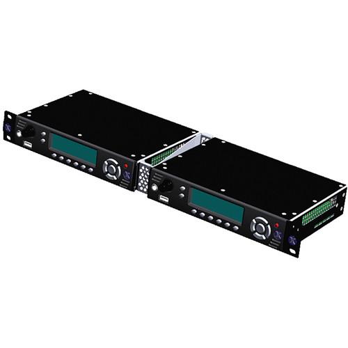 Leader Rackmount Kit for 2x PHABRIX Rx500