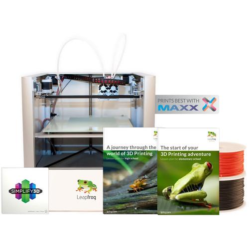 Leapfrog Creatr HS 3D Educational Pack