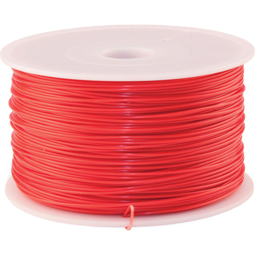 Leapfrog 1.75mm MAXX Economy ABS Filament (2.2 lb, Charming Red)