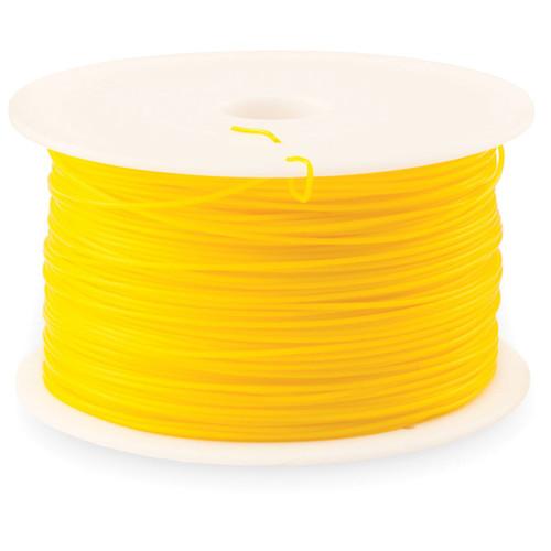Leapfrog 1.75mm MAXX Economy ABS Filament (2.2 lb, Sunny Yellow)