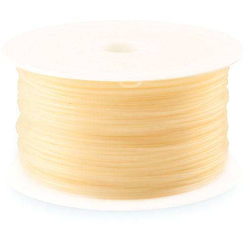 Leapfrog 1.75mm MAXX Economy PLA Filament (2.2 lb, No-Nonsense Natural)