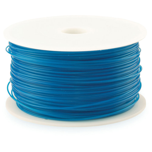 Leapfrog 1.75mm MAXX Economy PLA Filament (2.2 lb, Brilliant Blue)