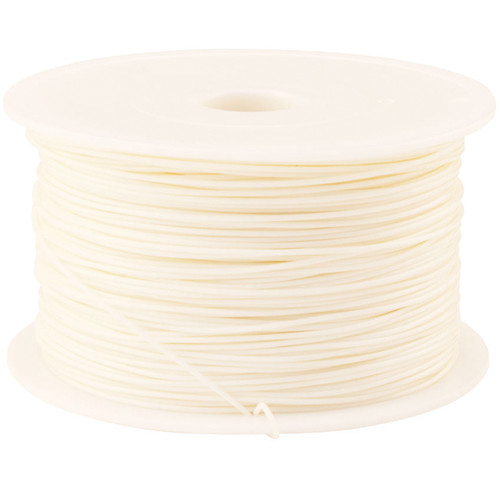 Leapfrog 1.75mm MAXX Economy PLA Filament (2.2 lb, Tooth White)