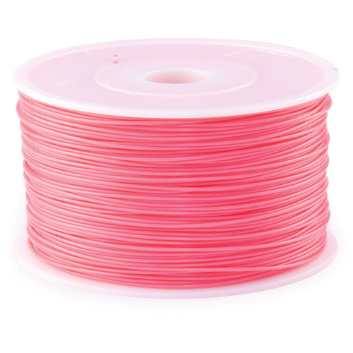 Leapfrog 1.75mm MAXX Economy ABS Filament (2.2 lb, Hot Pink)