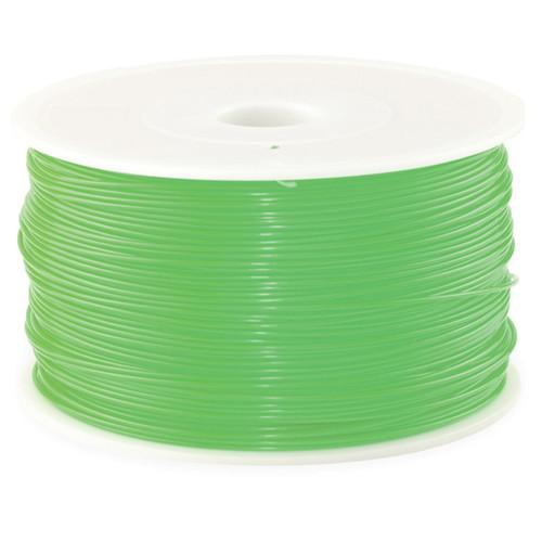 Leapfrog 1.75mm MAXX Economy PLA Filament (2.2 lb, Frogging Green)