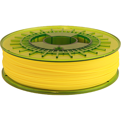 Leapfrog 1.75mm MAXX PRO PLA 3D Printer Filament (750g, Yellow)