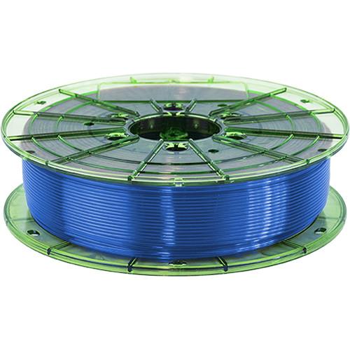 Leapfrog 1.75mm MAXX PRO Recycled PET-G 3D Printer Filament (750g, Translucent Blue)
