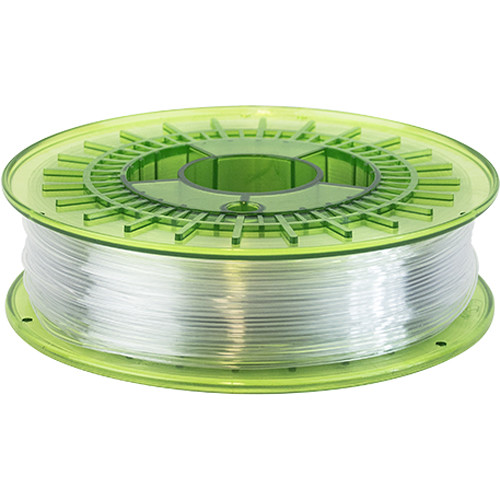 Leapfrog 1.75mm MAXX PRO Recycled PET-G 3D Printer Filament (750g, Translucent Natural)