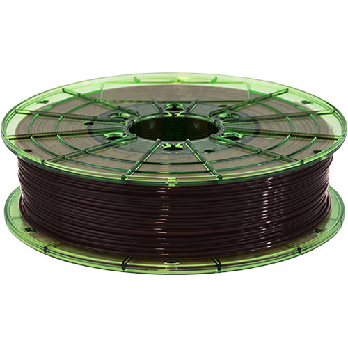 Leapfrog 1.75mm MAXX PRO Recycled PET-G 3D Printer Filament (750g, Opaque Black)
