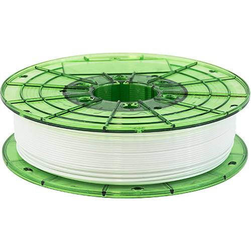 Leapfrog 1.75mm MAXX PRO Recycled PET-G 3D Printer Filament (750g, Opaque White)