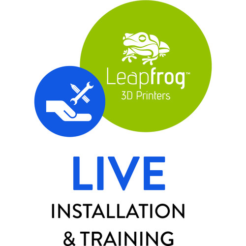 Leapfrog Live Installation And Training