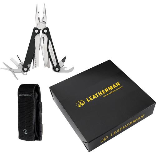Leatherman Charge AL Multi-Tool with Black MOLLE Nylon Sheath