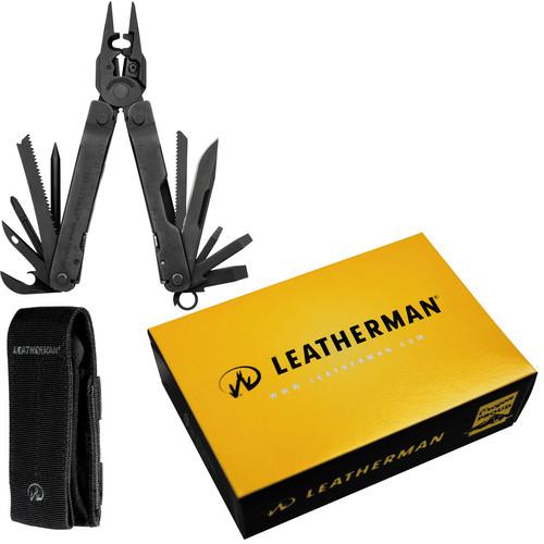 Leatherman Super Tool 300 EOD Multi-Tool with Brown MOLLE Sheath