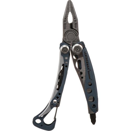 Leatherman Skeletool Multi-Tool (Denim Blue)