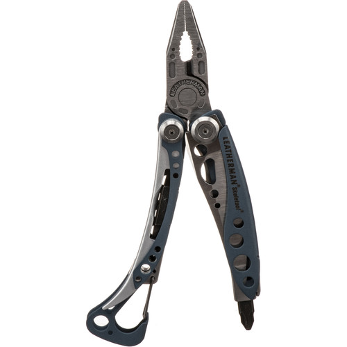Leatherman Skeletool Multi-Tool (Denim Blue)