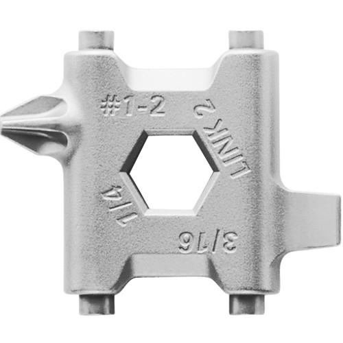 Leatherman Link 2 for Tread Multi Tool Bracelet (Stainless Steel)