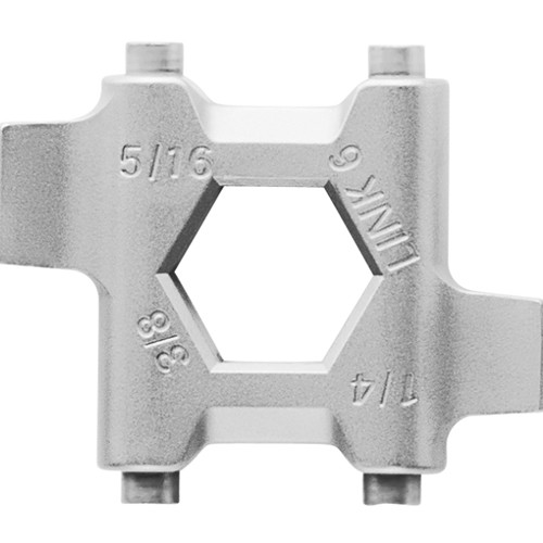 Leatherman Link 6 for Tread Multi Tool Bracelet (Stainless Steel)