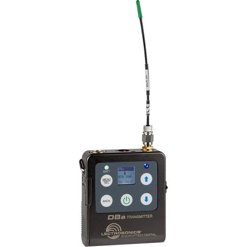 Lectrosonics Digital Encrypted Belt-Pack Transmitter