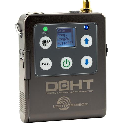 Lectrosonics DCHT Wireless Digital Camera Hop Transmitter