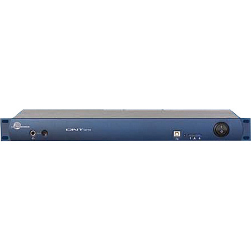 Lectrosonics DNT0212 - Dante 2 In/12 Out Network Processor