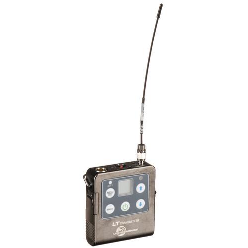 Lectrosonics LT Beltpack Transmitter (B1: 537.600 to 614.375 MHz