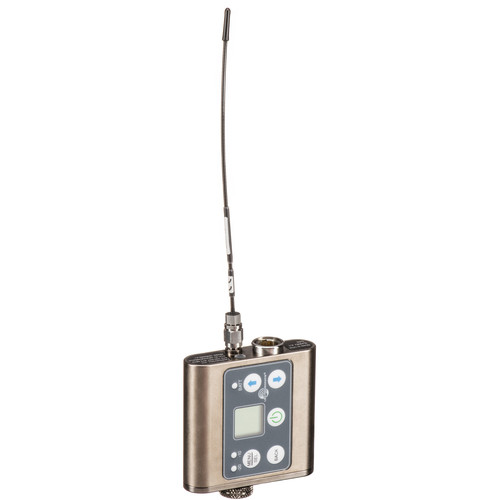 Lectrosonics SMDWB Wideband Beltpack Transmitter (A1: 470.100 to 537.575)