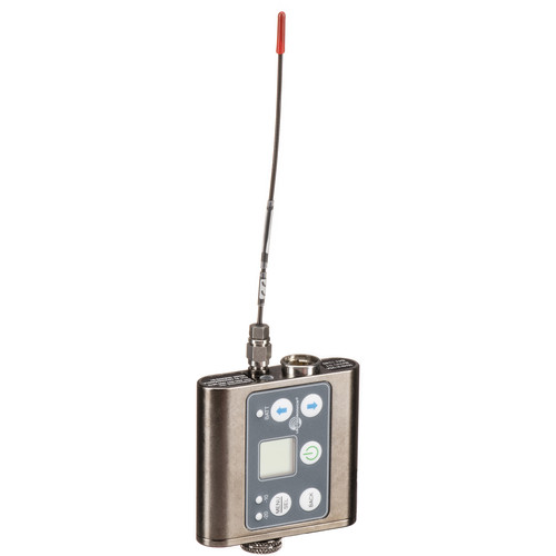 Lectrosonics SMDWB Wideband Beltpack Transmitter (B1: 537 to 614 MHz)