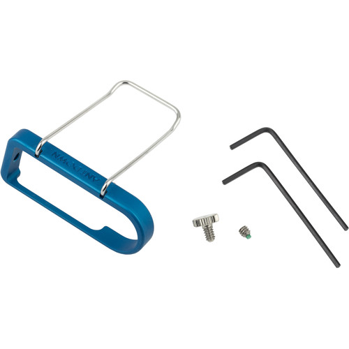 Lectrosonics SMWBBCDN Stainless Steel Wire Belt Clip Kit (Antenna Down)