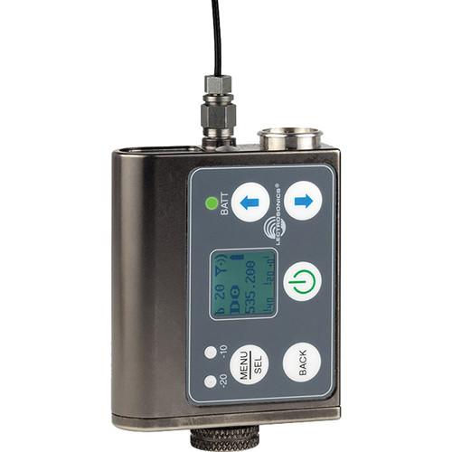 Lectrosonics SMWB Wideband Beltpack Transmitter (C1: 614.400 to 691.175 MHz)