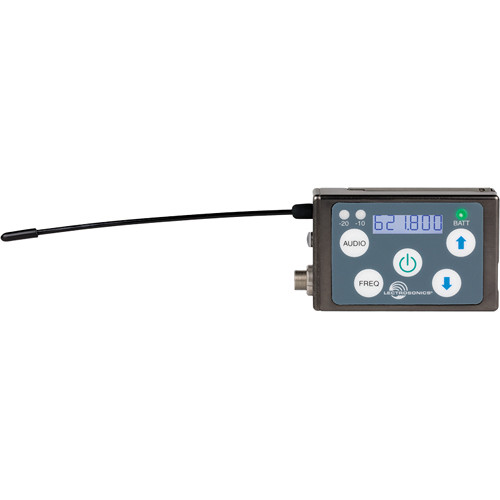 Lectrosonics SSM Digital Hybrid Wireless Miniature Transmitter (A1: 470.100 to 537.575 MHz)