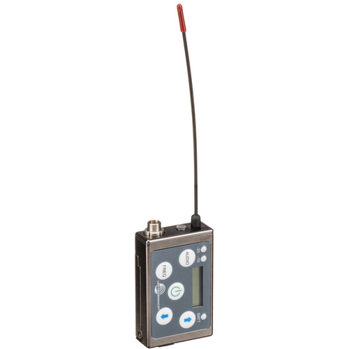 Lectrosonics SSM Digital Hybrid Wireless Miniature Transmitter (B1: 537.600 to 614.375 MHz)