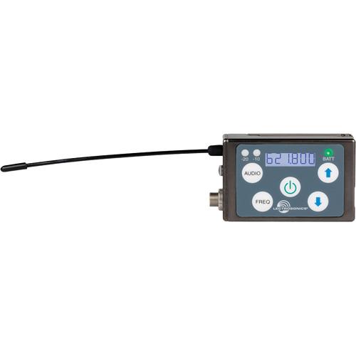Lectrosonics SSM Digital Hybrid Wireless Miniature Transmitter (C1: 614.400 to 691.175 MHz)