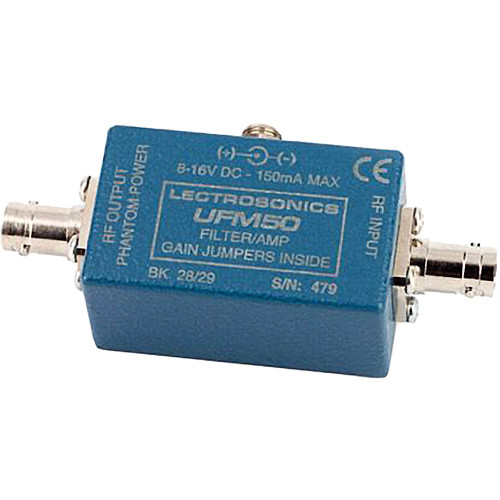 Lectrosonics UHF Filter/Amplifier Module (Block 20-21)