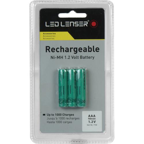 LED LENSER Ni-MH AAA Battery (3-Pack)
