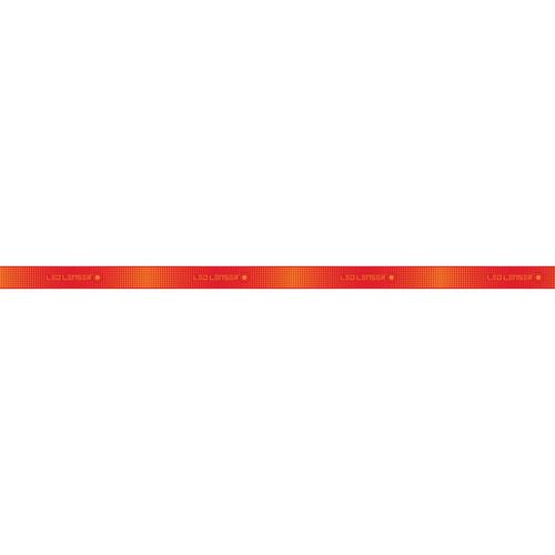LEDLENSER Headband for SEO Series Headlamps (Red)