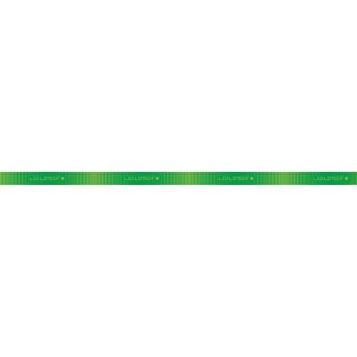 LEDLENSER Headband for SEO Series Headlamps (Green)