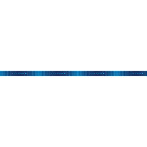 LEDLENSER Headband for SEO Series Headlamps (Blue)
