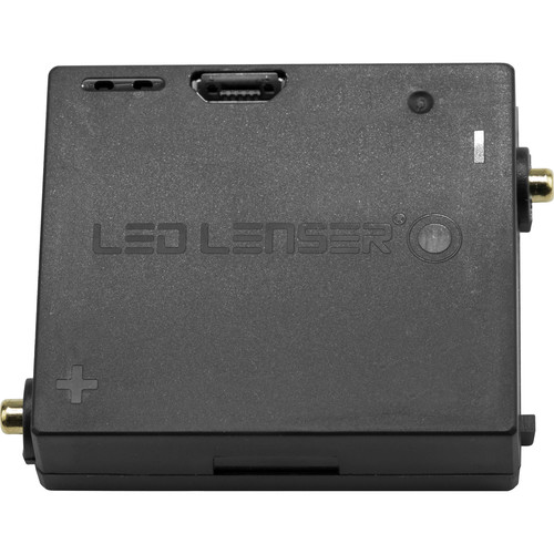 LEDLENSER Rechargeable Li-Ion Battery for SEO Headlamps