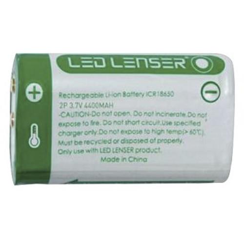 LEDLENSER Rechargeable Lithium-ion Battery Pack for H14R.2 Headlamp (3.7V, 4400mAh)