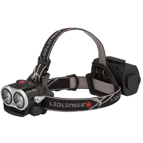 LEDLENSER XEO 19R LED Headlamp (Black)