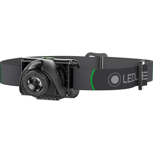 LEDLENSER MH2 LED Headlamp (Black)