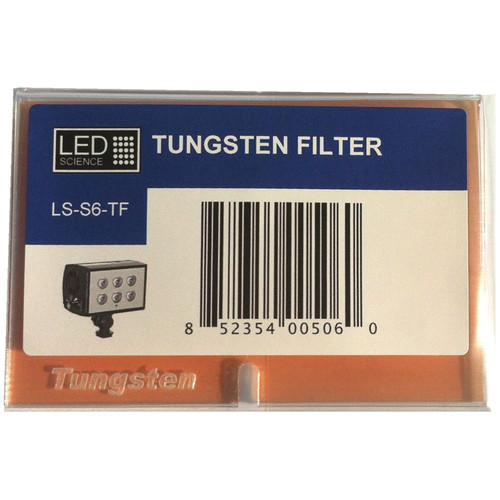 LED Science 3.200° K Tungsten Filter
