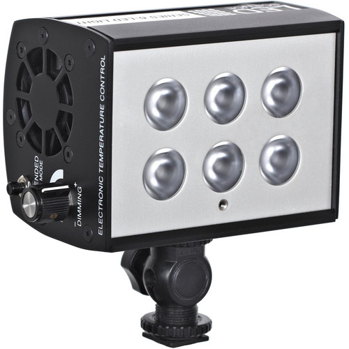 LED Science LS-S6-35 Series 6 LED light with 35 Degree Flood Accubeam
