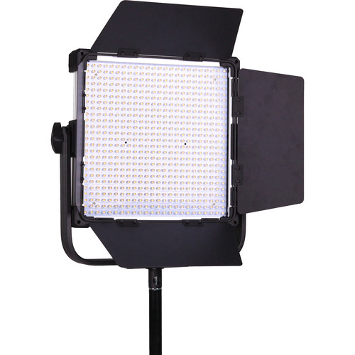 Ledgo Broadcast Series LED Panel 600 with DMX & WiFi